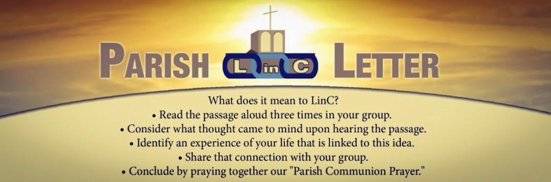 St. Albert Parish LinC Letter