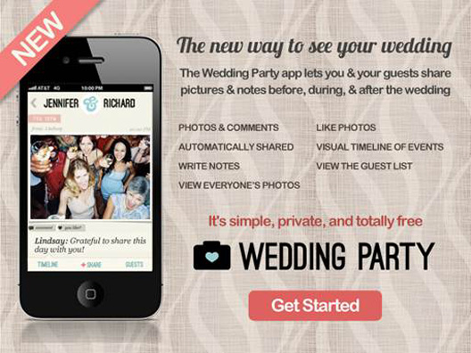 My eat clean life july 2012 wedding party iphone app junglespirit Choice Image