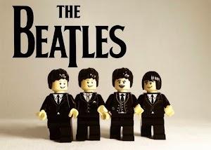 Ícones da música em formato de LEGO, o incrível trabalho de Adly Syairi, você tem que conhecer!