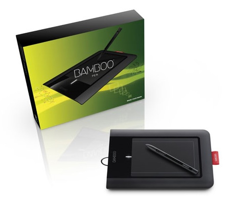 Bamboo Pen Tablet