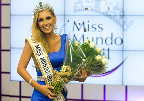 Miss World Brazil 2012