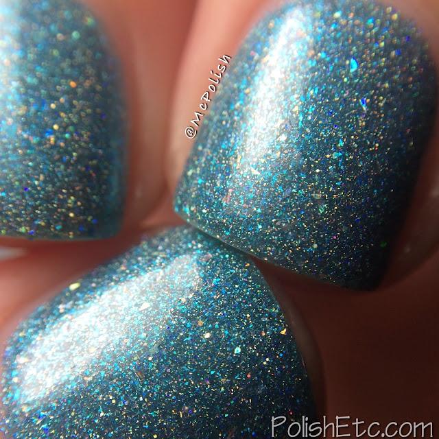 Takko Lacquer - Ocean Glitter - McPolish