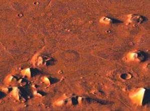 cydonia Marte