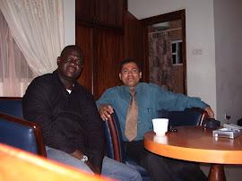 Sam Kurakar & Diji (Kikers, Lagos)