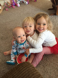 My 3 babies!