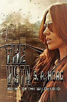 The Vista: Book 1 of the Wildblood by S.A.Hoag