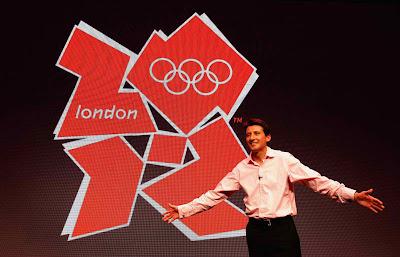 London 2012 logo revealed