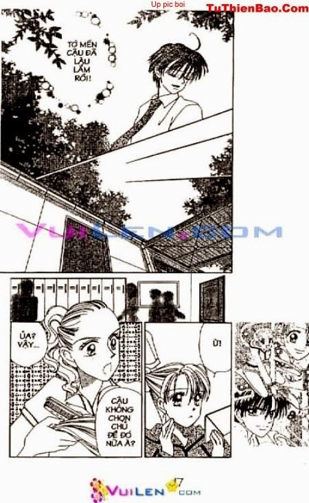 Cô Bé Đào Nguyên chap 11 - Trang 18