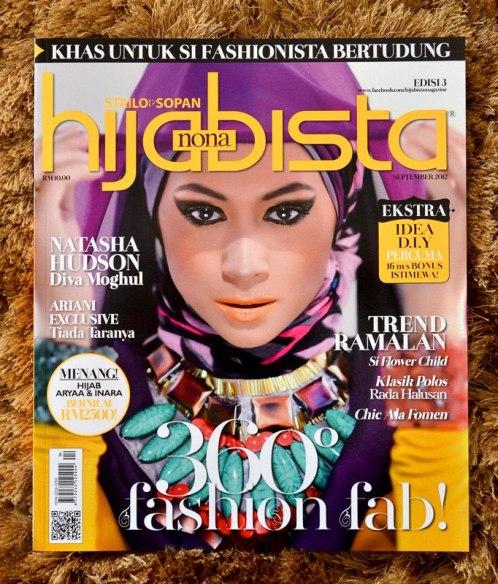 Surat teguran terbuka pembaca untuk majalah hijabista