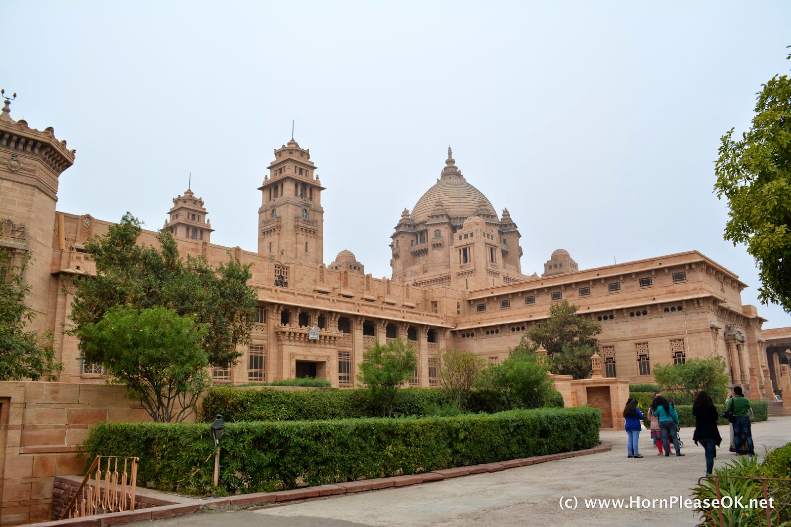 Inside Umaid Bhawan Palace