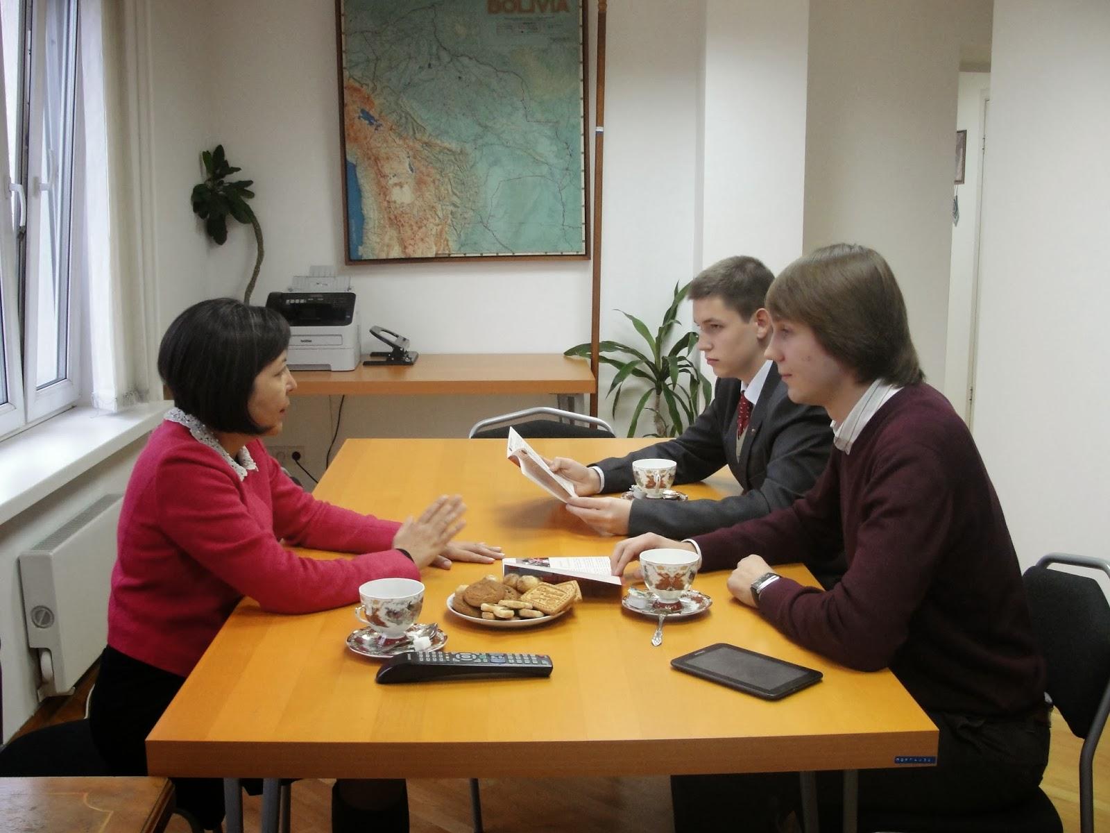 Adolescentes rusos 346 visitas