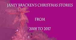Janey Bracken's 2008-2017 Christmas Stories