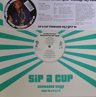 Cover Album of Sip A Cup Showcase Vol.11: Winston Saxon Rose - Victory For Peace