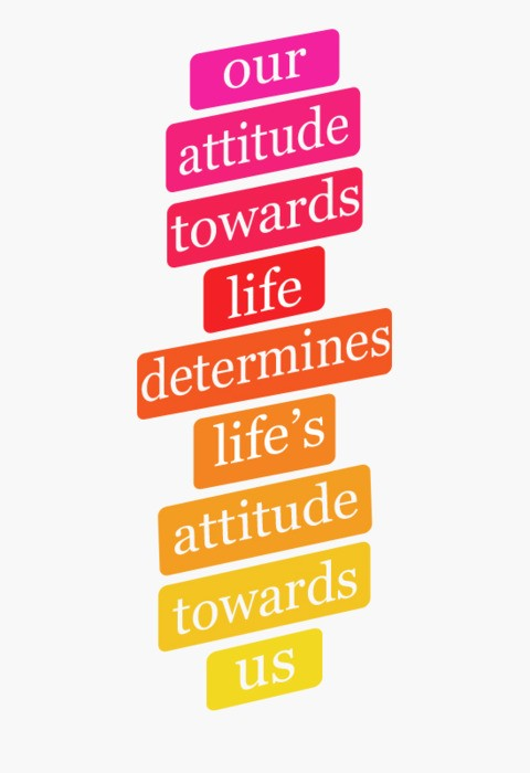 essay on positive attitude in life
