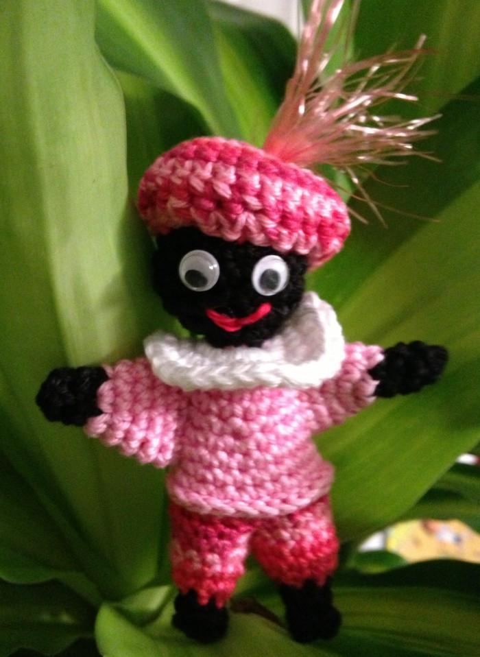 Madebyjet Zwarte Piet Haken Patroon