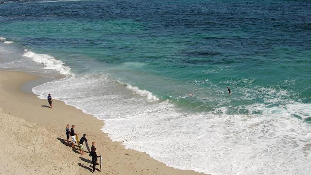 zee strand mensen zomer wallpaper