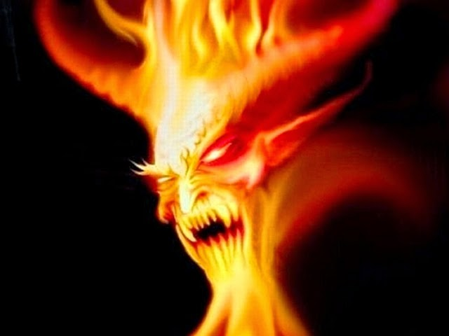 Gambaran Iblis