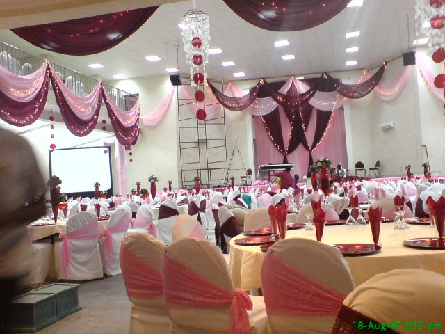 Kings event and interior decoration wedding decorations for Wedding interior decoration images