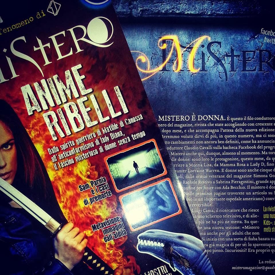 Numero 9 Magazine Mistero