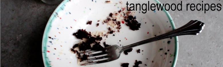Tanglewood Recipe Box