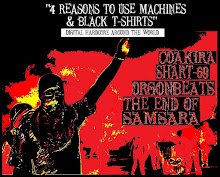 2015.......4 reasons to use machines and black t-shirts..digital hardcore around the world....