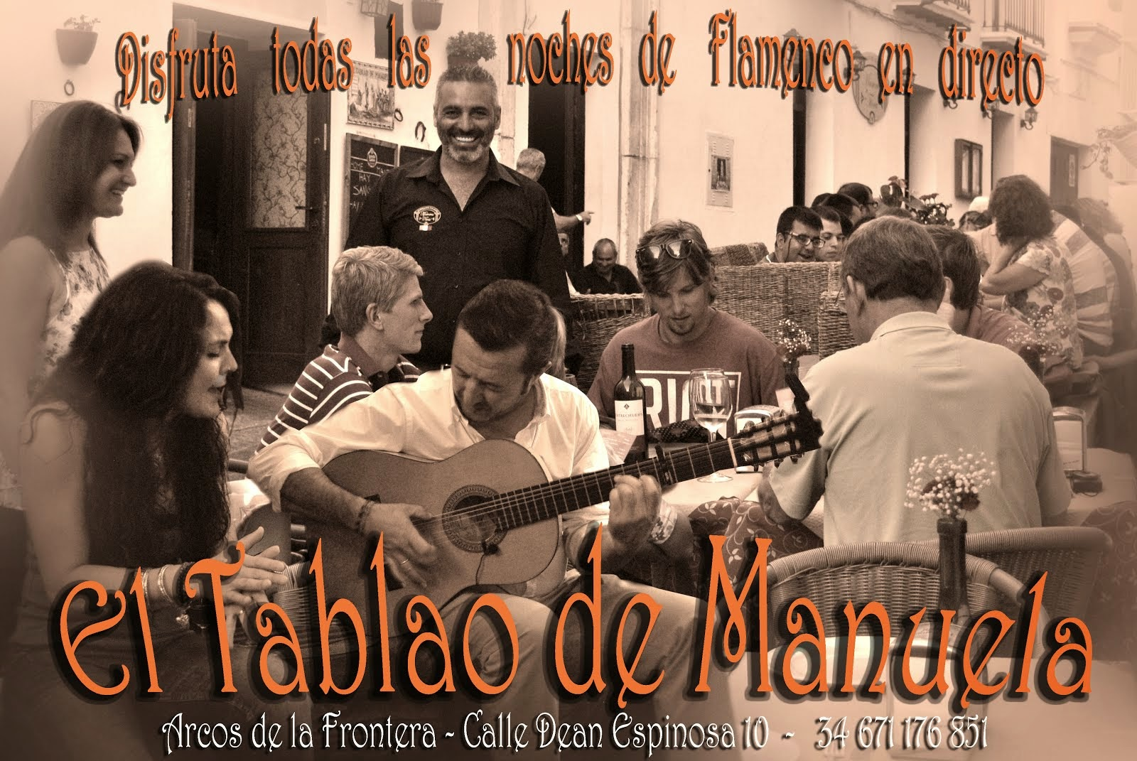 Tablao de Manuela