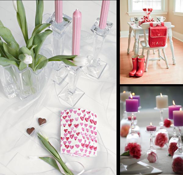 Ideas decorar san valentin decorar tu casa es - Decorar para san valentin ...