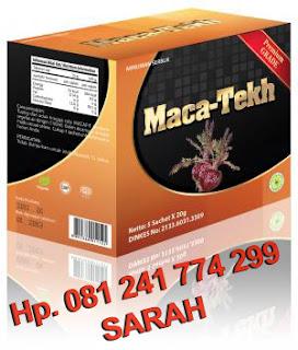 MACA-TEKH (A118) PT. WOO TEKH