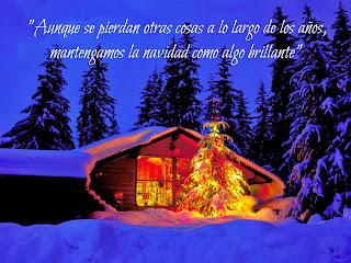 Tarjetas de Navidad con Frases, parte 2