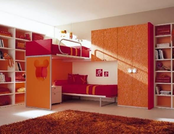 DORMITORIOS INFANTILES COMPARTIDOS - HABITACIONES INFANTILES MINIMALISTAS - RECAMARAS MINIMALISTAS PARA NIÑOS -   DORMITORIOS INFANTILES MINIMALISTAS CON CAMAS LITERAS by http://dormitorioinfantil.blogspot.com/