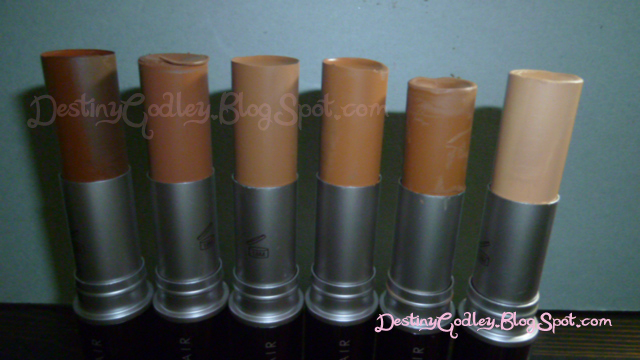 Fashion Fair Foundation Swatches Finding the perfect foundation
