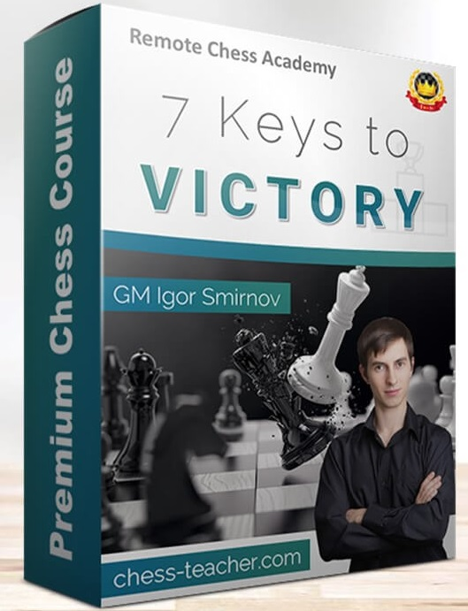 New Very Useful Course by GM Igor Smirnov