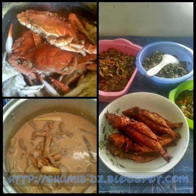 Hidangan sempurna dari Mak