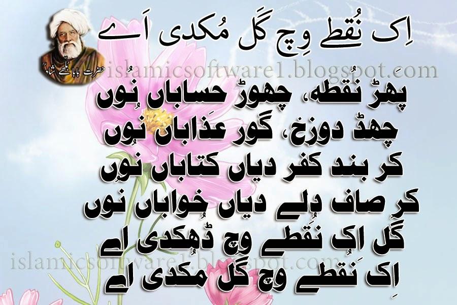 baba bulleh shah punjabi poetry 5