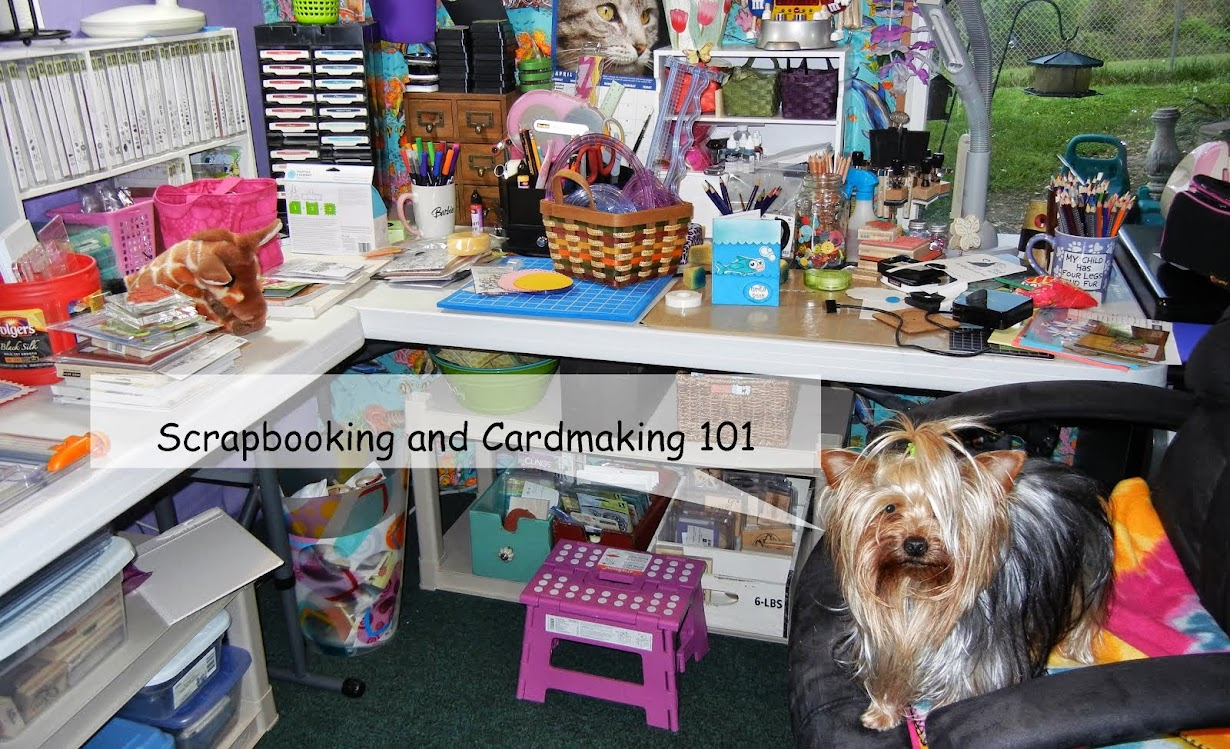 Scrapbooking and Cardmaking 101