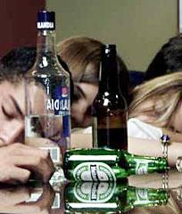 Si pueden renunciar del alcoholismo los pies