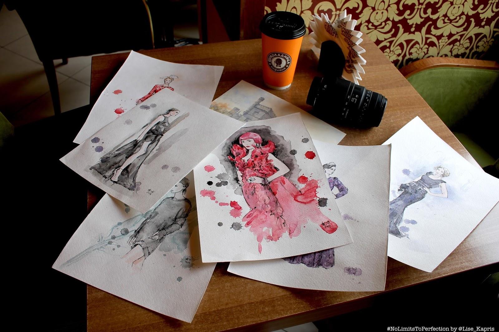 Фэшн-иллюстратор