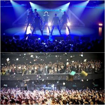SECOND INVASION EVOLUTION JAPAN ARENA TOUR (4 CITIES)