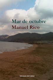 """Mar de octubre"", mi primera novela"