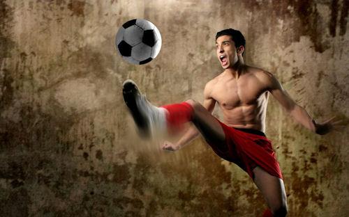 Grandes íconos del fútbol mundial (7 wallpapers)