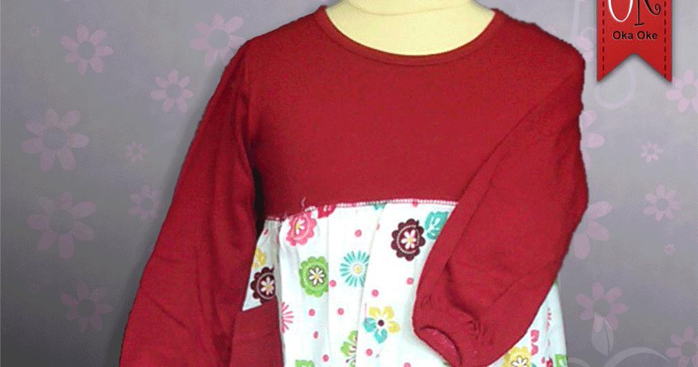 Baju Muslim Anak Perempuan Umur 2 Tahun Terbaru