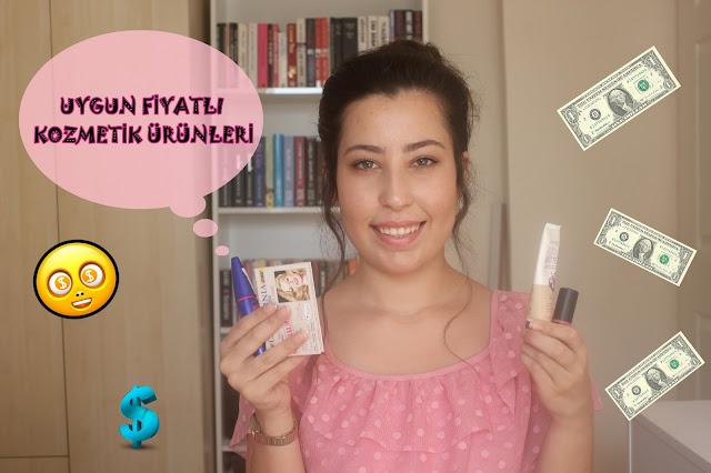 Uygun Fiyatlı Kozmetik Ürünleri