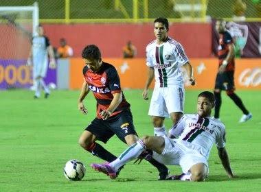 Vitória vence o Fluminense