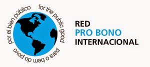 Somos parte de la Red Pro Bono Internacional
