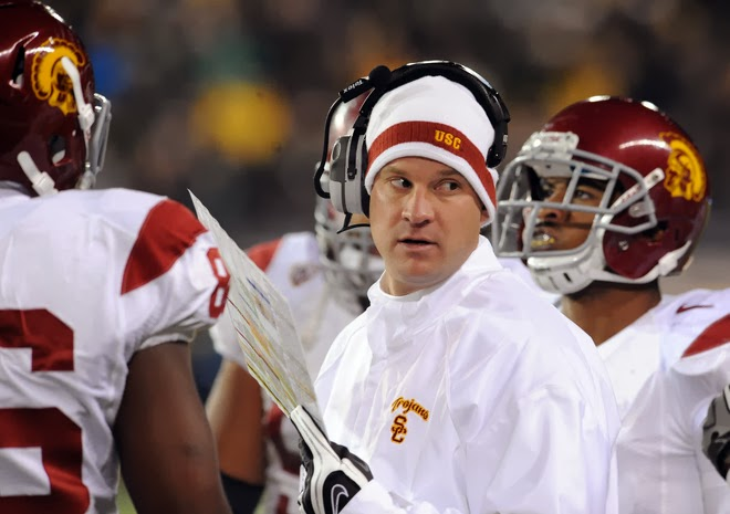 Alabama hires Lane Kiffin as its new offensive coordinator.