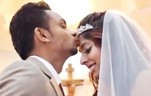 Singapore Church Wedding Cinematic Video   Karthi & Monica