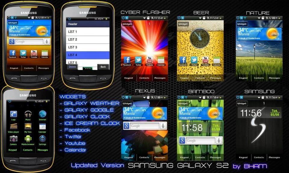 Tema Samsung Galaxy
