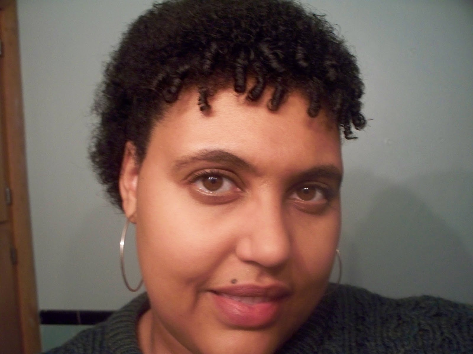 Jen Going Natural: Hair Length Checks