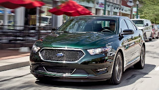 2015 Ford Taurus SHO Release Date