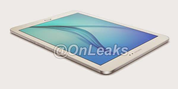 Inikah wujud asli Samsung Galaxy Tab S2?